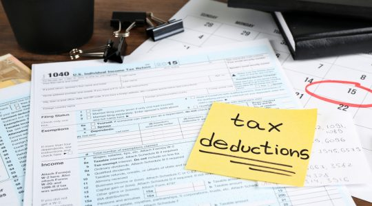 Give Now for the Best Tax Advantages